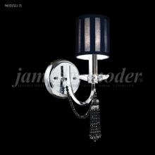 James R Moder 96001S2BB - Tassel Collection 1 Arm Wall Sconce