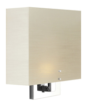 Stone Lighting WS225FWBZMB4 - Wall Sconce Zen Frosted White Bronze Medium Base Incandescent 40W
