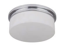 Craftmade 39782-CH-NRG - Albany 2 Light Flushmount in Chrome