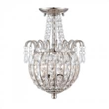 Quoizel JLE1709IS - Jolene Semi-Flush Mount