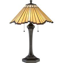 Quoizel TF2806TWT - Tiffany Table Lamp