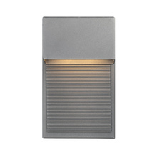 WAC US Modern Forms WS-W2308-GH - HILINE 8IN IN/OUTDOOR SCONCE 3000K