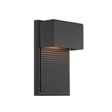 WAC US Modern Forms WS-W2308-BK - Hiline LED Wall Light