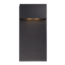 WAC US Modern Forms WS-W2312-BK - Hiline LED Wall Light