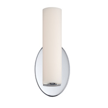 WAC US Modern Forms WS-3611-CH - LOFT 11IN SCONCE/VANITY 3000K