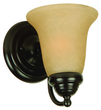 Jeremiah 15305OB1 - Cathryn 1 Light Wall Sconce in Oiled Bronze