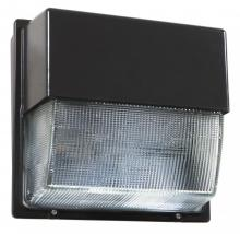 Acuity Brands 217PLV - Outdoor Bronze 5000K LED Wall Pack with Glass Lens