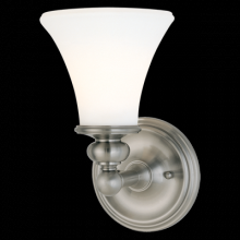 Hudson Valley 4501-PN - 1 Light Bath Bracket