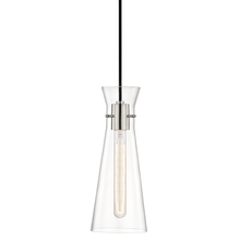 Hudson Valley H112701-PN - 1 Light Pendant