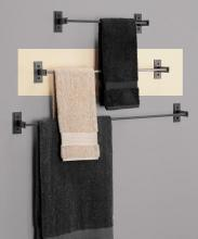 Hubbardton Forge 842024-03 - Metra Towel Holder