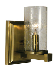 Framburg 1111 BB - 1-Light Brushed Bronze Compass Sconce