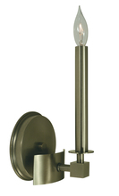 Framburg 4611 BN - 1-Light Brushed Nickel Hammersmith Sconce