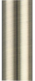 "24"" EXTENSION POLE: ANTIQUE BRASS"