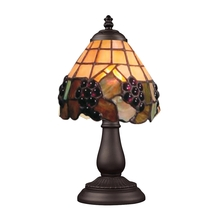 ELK Lighting 080-TB-07 - Mix-N-Match 1 Light Table Lamp In Vintage Antiqu