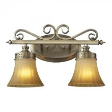 ELK Lighting 11427/2 - Two Light Colonial Bronze Vanity